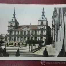 Postales: TOLEDO - AYUNTAMIENTO - POSTAL FOTOGRAFICA. Lote 35989801