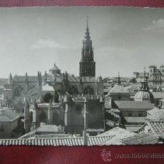 Postales: TOLEDO - VISTA PARCIAL - POSTAL FOTOGRAFICA. Lote 35989859