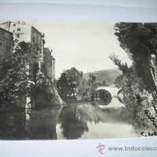 Postales: ANTIGUA POSTAL FOTOGRAFICA......CUENCA.....PUENTE DE SAN ANTON.. Lote 36181667