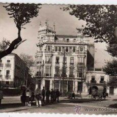 Postales: POSTAL DE ALBACETE,PASEO DE JOSE ANTONIO,CIRCULADA. Lote 36570748