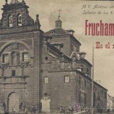Postales: ALCAZAR DE SAN JUAN (CIUDAD REAL).- IGLESIA DE LOS R.P. TRINITARIOS. Lote 36671298
