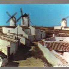 Postales: POSTAL DE CAMPO DE CRIPTANA - MOLINOS DE VIENTO. Lote 36707839