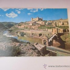 Postales: PUENTE ALCANTARA Y ALCAZAR FARDI MOD.130. Lote 37192805