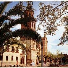 Postales: TOLEDO. TALAVERA DE LA REINA. PLAZA JOSE ANTONIO Y COLEGIATA.. Lote 37441312