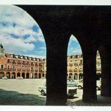 Postales: POSTAL OCAÑA PLAZA MAYOR COCHES ÉPOCA ED VISTABELLA AÑOS 60 SIN CIRCULAR. Lote 37897456