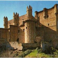 Postales: GUADAMUR (TOLEDO).- CASTILLO DE GUADAMUR.. Lote 38067850
