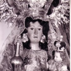 Postales: GUADALAJARA - NUESTRA SEÑORA DE LA ANTIGUA - PATRONA. Lote 38080730