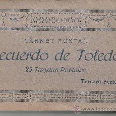 Postales: TOLEDO. Lote 39294215