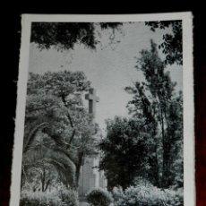 Postales: ANTIGUA POSTAL DE CIUDAD REAL, CRUZ DE LOS CAIDOS, EN EL PRADO, FOTO SALAS, NO CIRCULADA, FUERTE DOB. Lote 39606494
