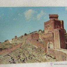 Postales: POSTAL CUENCA - ALARCON - CASTILLO - 1966- SIN CIRCULAR - VISTABELLA 35. Lote 40382161