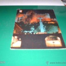 Postales: POSTAL DE ALMANSA (ALBACETE). AÑOS 80. Lote 40974478