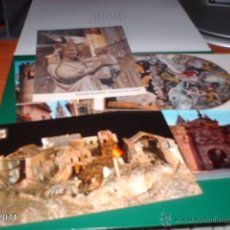 Postales: LOTE DE 5 POSTALES DE TOLEDO. AÑOS 80. Lote 40977311