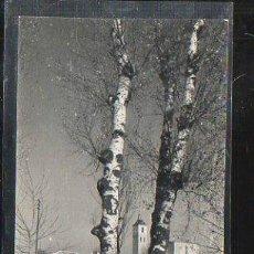 Postales: TARJETA POSTAL SOCUELLAMOS, CIUDAD REAL - IGLESIA PARROQUIAL. FOTO REALES. Lote 41106564