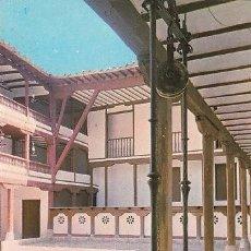 Postales: ALMAGRO, CORRAL DE COMEDIAS, MONUMENTO NACIONAL, EDITADA EN EL AÑO 1966. Lote 41340970