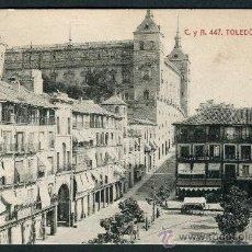Postales: TOLEDO. ZOCODOVER. C. A. Y L. 447. Lote 26578974