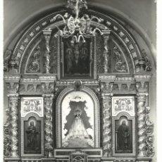 Cartes Postales: TARANCON Nº 16 .- SANTUARIO VIRGEN DE RIANSARES ALTAR MAYOR .- EDICIONES VISTABELLA. Lote 41461319
