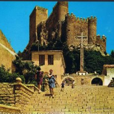 Postales: POSTAL ALMANSA - ALBACETE. Lote 41532666