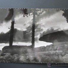 Postales: POSTAL CUENCA. ATARDECER EN LA CIUDAD ENCANTADA. . Lote 42114514