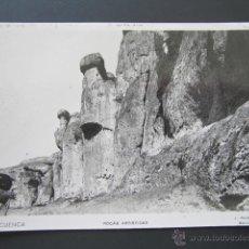 Postcards - Postal Cuenca. Rocas artísticas. - 42114644