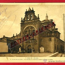 Postales: POSTAL ALCAZAR DE SAN JUAN, CIUDAD REAL, CONVENTO DE PP TRINITARIOS Y CENTRO DE ENSEÑANZA, P92854. Lote 42613984