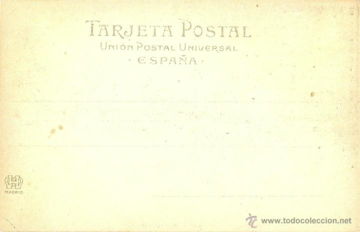 Postales: Reverso. - Foto 2 - 42664379