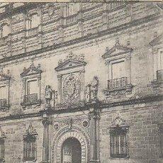 Postales: TOLEDO, EL ALCAZAR, EDITOR: HAUSER Y MENET, CIRCULADA EN 1905 (VER DORSO), DE RAYADO CONTINUO. Lote 42668823