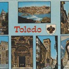 Postales: TOLEDO, EDITOR: JULIO DE LA CRUZ Nº 1951. Lote 42669119