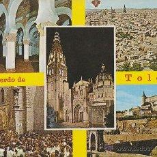 Postales: TOLEDO, EDITOR: JULIO DE LA CRUZ Nº 1971. Lote 42669145