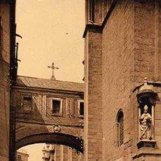Postales: TOLEDO Nº 27 ARCO DEL PALACIO ARZOBISPAL L. ROISÍN FOTÓGRAFO SIN CIRCULAR . Lote 42692443