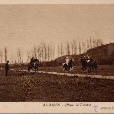 Postales: ALAMIN (TOLEDO). Lote 43093105
