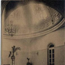 Postales: ALBACETE.- HALL DEL GRAN HOTEL. Lote 43093271