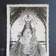 Postales: POSTAL GUADALAJARA. BARBATONA. NUESTRA SEÑORA VIRGEN DE LA SALUD. . Lote 43508802