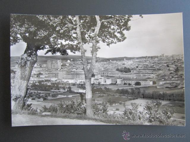 POSTAL GUADALAJARA. SIGÜENZA. VISTA GENERAL. (Postales - España - Castilla la Mancha Moderna (desde 1940))