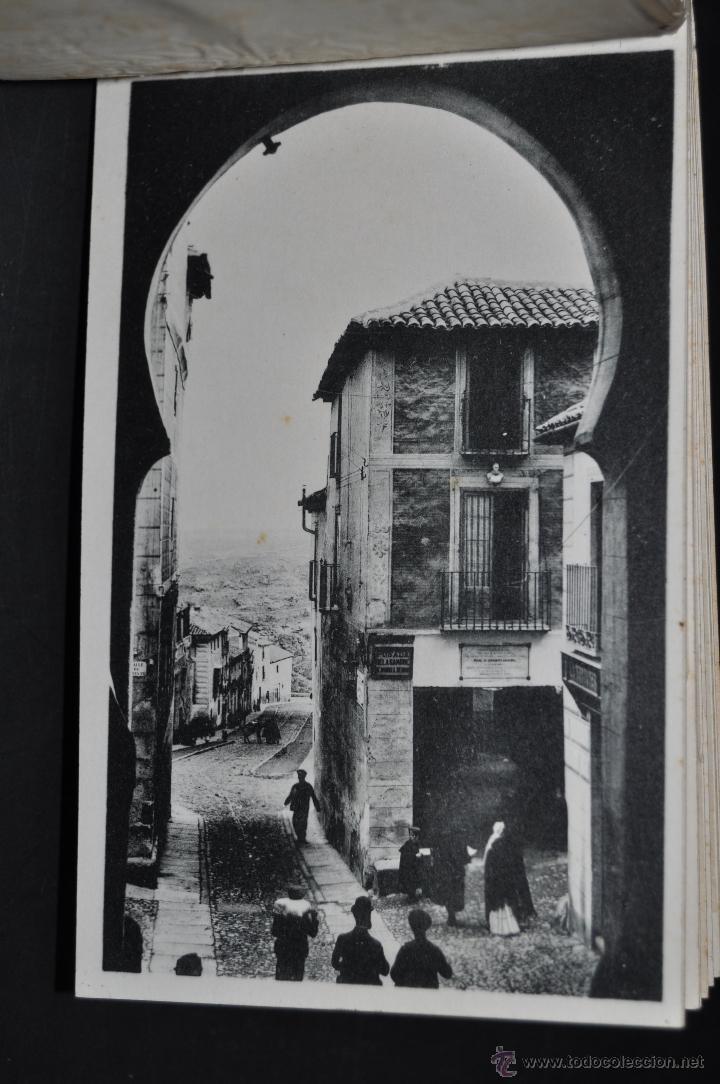 Postales: CARNET POSTAL DE TOLEDO. 1ª SERIE. DIFERENTES VISTAS. FOTPIA. HAUSER Y MENET. 20 TARJETAS - Foto 11 - 43741916