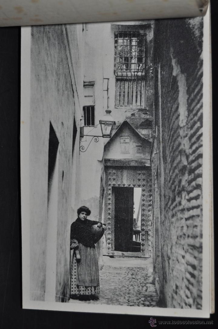 Postales: CARNET POSTAL DE TOLEDO. 1ª SERIE. DIFERENTES VISTAS. FOTPIA. HAUSER Y MENET. 20 TARJETAS - Foto 13 - 43741916