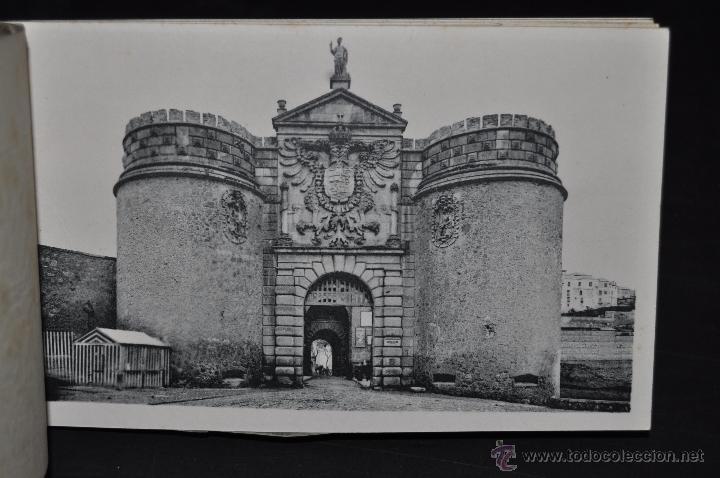 Postales: CARNET POSTAL DE TOLEDO. 1ª SERIE. DIFERENTES VISTAS. FOTPIA. HAUSER Y MENET. 20 TARJETAS - Foto 14 - 43741916