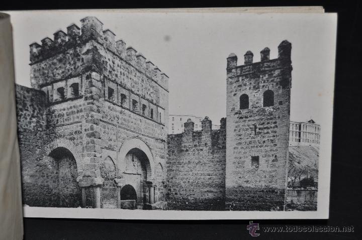 Postales: CARNET POSTAL DE TOLEDO. 1ª SERIE. DIFERENTES VISTAS. FOTPIA. HAUSER Y MENET. 20 TARJETAS - Foto 15 - 43741916