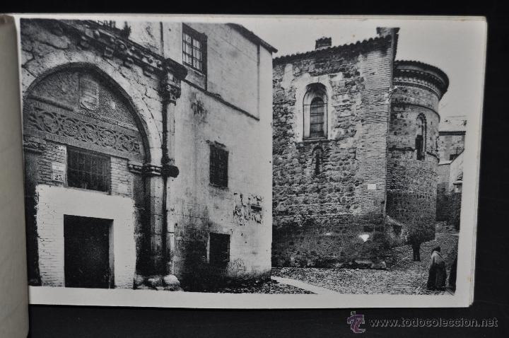 Postales: CARNET POSTAL DE TOLEDO. 1ª SERIE. DIFERENTES VISTAS. FOTPIA. HAUSER Y MENET. 20 TARJETAS - Foto 16 - 43741916