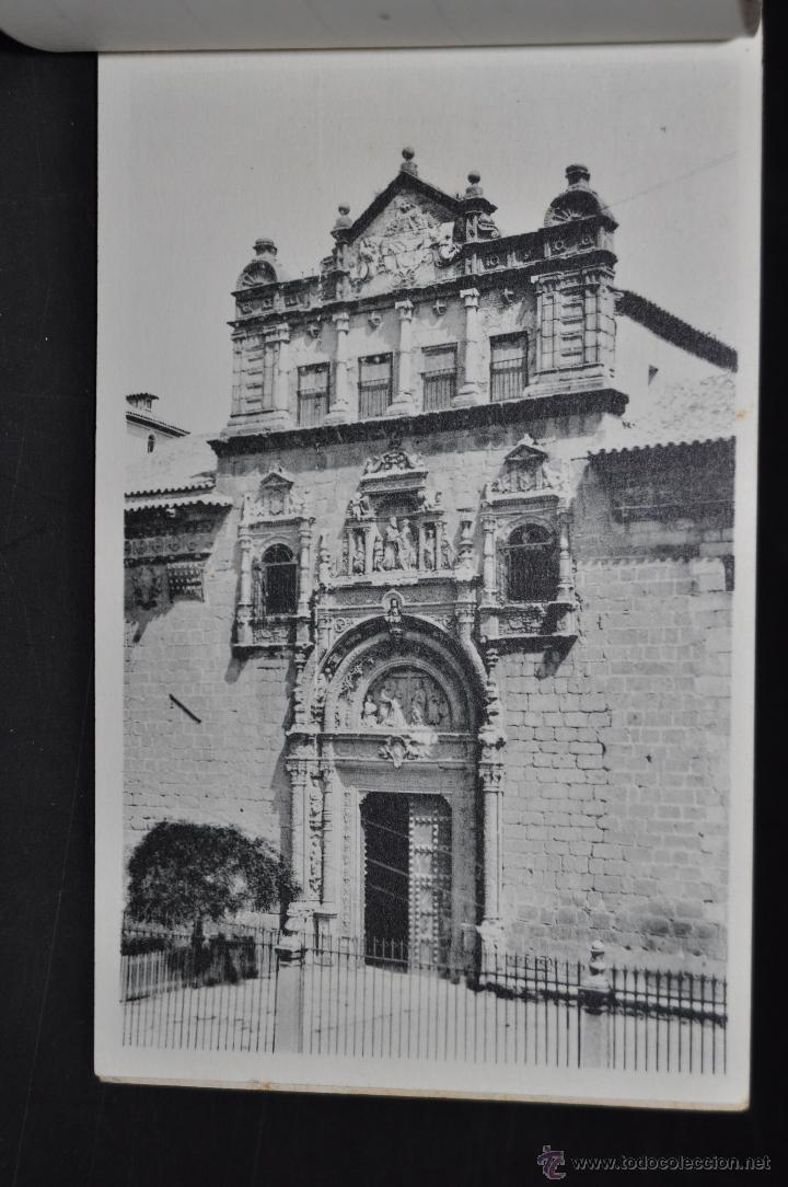 Postales: CARNET POSTAL DE TOLEDO. 1ª SERIE. DIFERENTES VISTAS. FOTPIA. HAUSER Y MENET. 20 TARJETAS - Foto 20 - 43741916