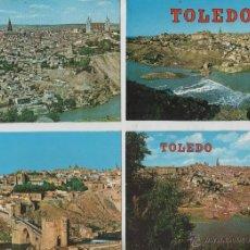 Postales: POSTALES-LOTE DE 27 POSTALES DE TOLEDO. Lote 44173250