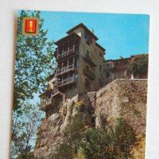 Postales: POSTAL DE LAS CASAS COLGADAS DE CUENCA.. Lote 44222557