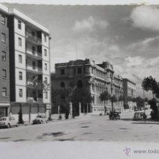 Postales: POSTAL DE ALBACETE, AVDA. DE ROGRIGUEZ ACOSTA AÑOS 60. Lote 44366264