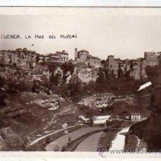 Postales: CUENCA. LA HOZ DEL HUÉCAR. ACABADO FOTOGRÁFICO. NO FIGURA EDITOR. SIN CIRCULAR.. Lote 44464749