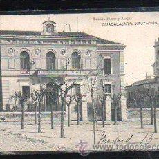 Postales: TARJETA POSTAL DE GUADALAJARA - DIPUTACION. EDICION FLORES Y ABEJAS.. Lote 45031011