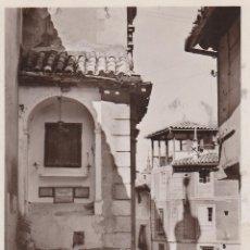 Postales: Nº 14896 POSTAL CRISTO DE LA MISERIOCORDIA TOLEDO VULGO DE LAS CUCHILLADAS. Lote 184670123