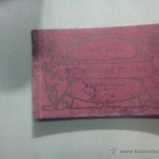 Postales: POSTALES DE TOLEDO ANTIGUAS. Lote 46247827