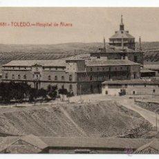 Postales: TOLEDO. HOSPITAL DE AFUERA.. Lote 46284302