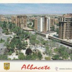 Postales: Nº 16865 POSTAL ALBACETE PARQUE LINEAL FUENTE LAS RANAS. Lote 46302665