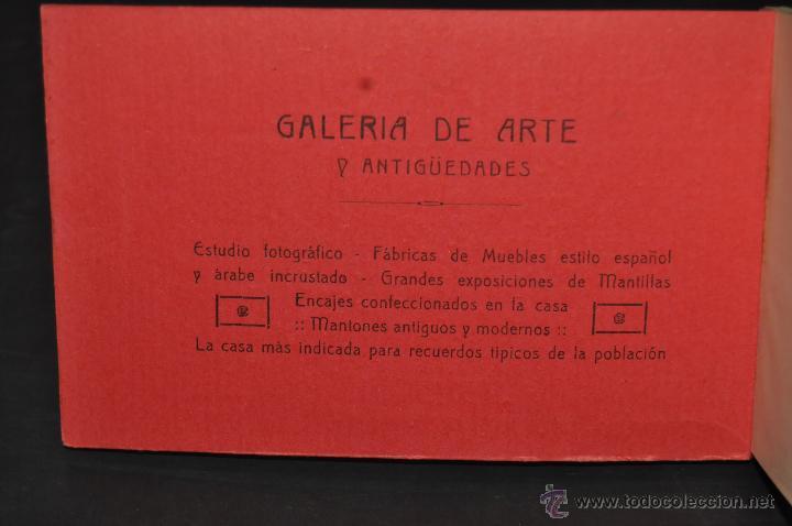 Postales: CARNET POSTAL RECUERDO DE TOLEDO. SERIE II. ED. ABELARDO LINARES. 20 TARJETAS - Foto 2 - 46306812