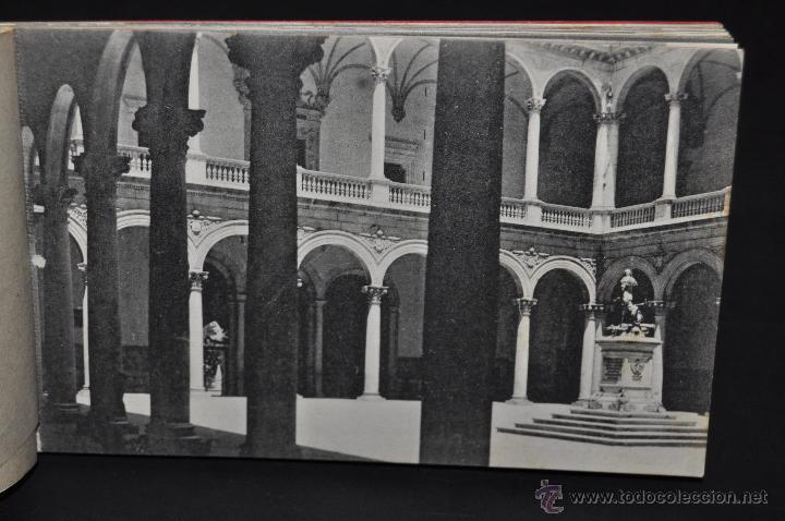Postales: CARNET POSTAL RECUERDO DE TOLEDO. SERIE II. ED. ABELARDO LINARES. 20 TARJETAS - Foto 3 - 46306812
